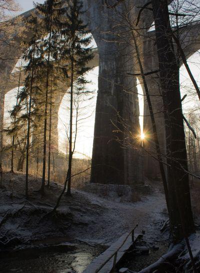 bridges in poland