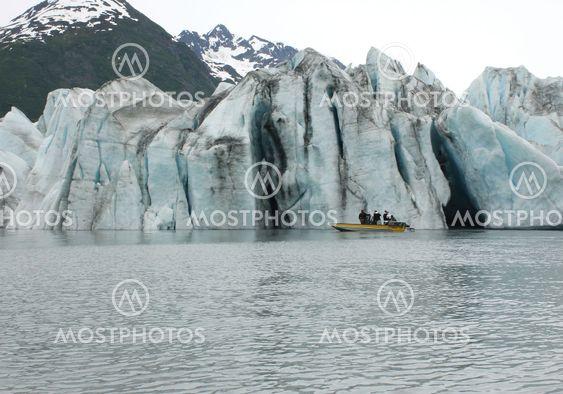 Alaska glasiär