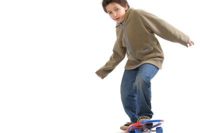Cool skater boy