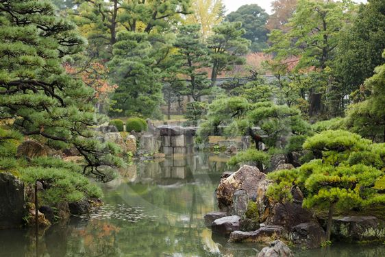 japansk zen garden