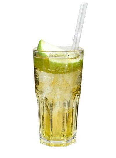 Cuban ginger drink