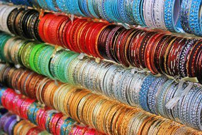 Assortment of bracelets