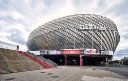 Tele2 Arena i Stockholm