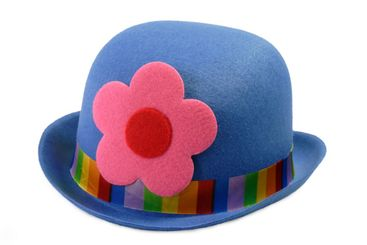 Colourful Carneval Hat