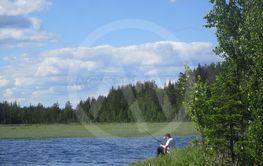 Fiske i Dalarna