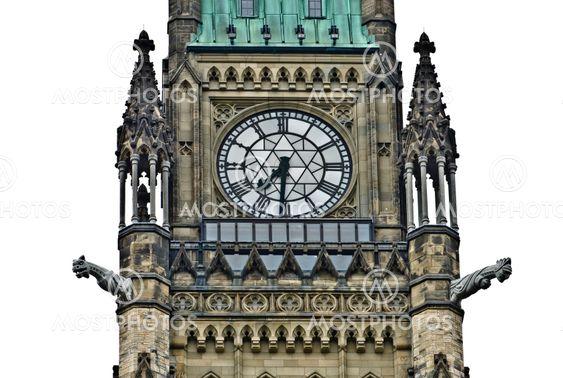 Parliamentary Clock
