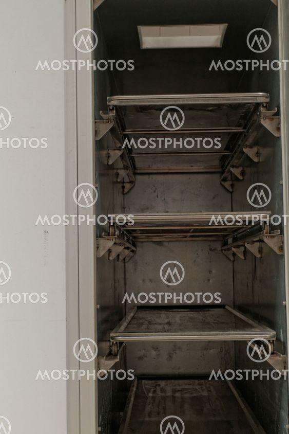 Morgue Refrigerator