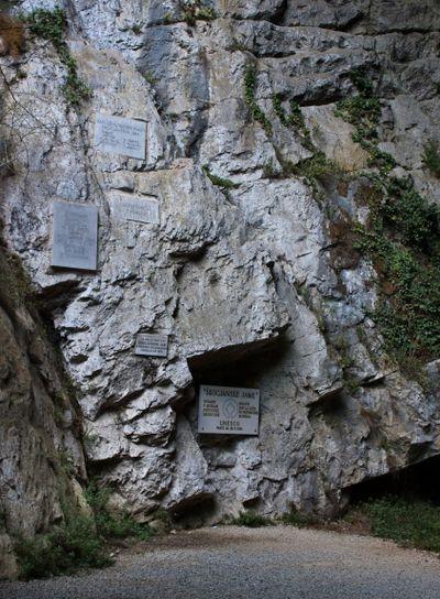 Slovenia Caves