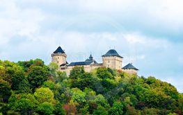 Malbrouck Castle, France