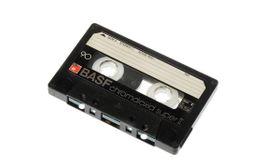 BASF audio cassette tape