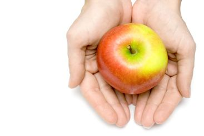 Sheltered Apple