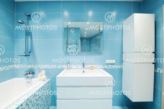 Badeværelse interiør