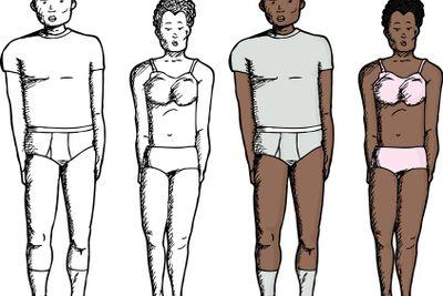 People in Underwear