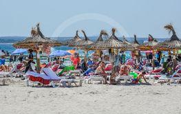 Strand, Sommar