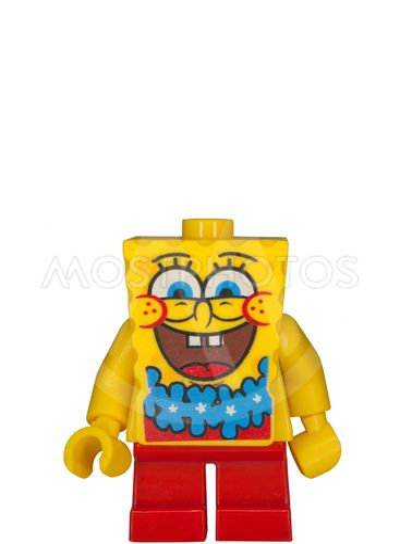 Spongebob Squarepants Lego Minifigure