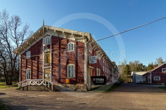 Nuutajärvi Glass Village