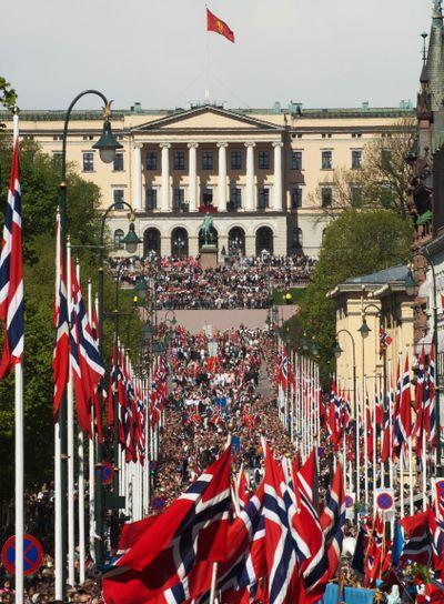 Norges nationaldag 17:e maj