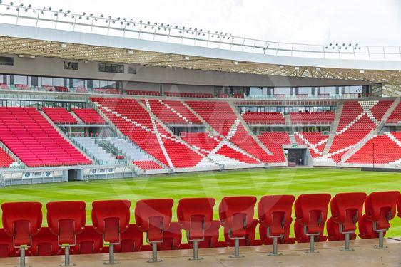 Nagyerdei Stadion in Debrec...