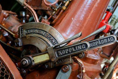Hydropower machineroom