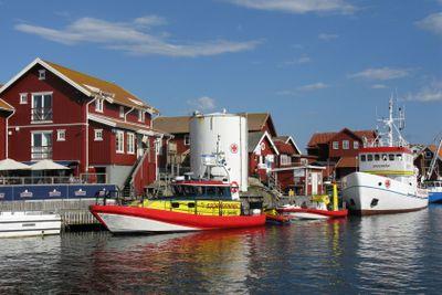 Sea rescue service