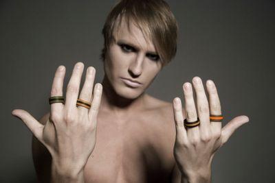 Herman & rings
