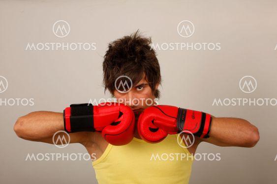 Mænd bokser moreno