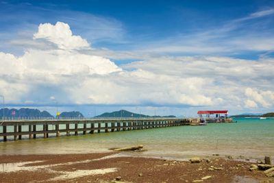 Koh Lanta Pier