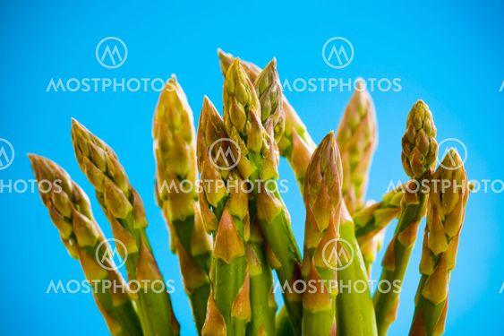 Bunken af asparges