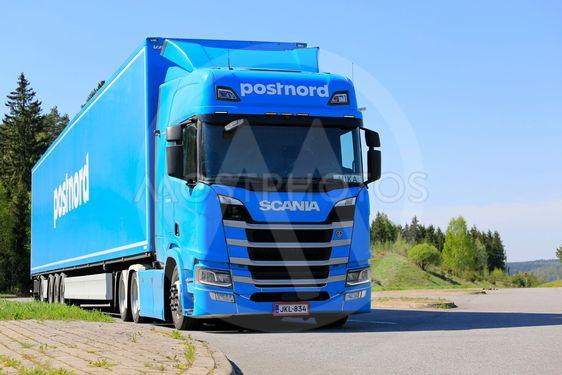 NextGen Scania PostNord Log