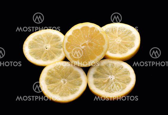 Citron stykke