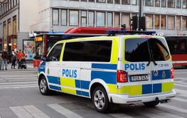 Svensk polibuss