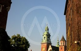 The Wawel Cathedral and the Wawel Hill