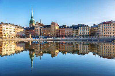 Kornhamnstorg, Gamla Stan Stockholm.