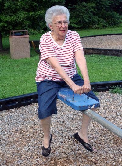 Seesaw Grandma 4