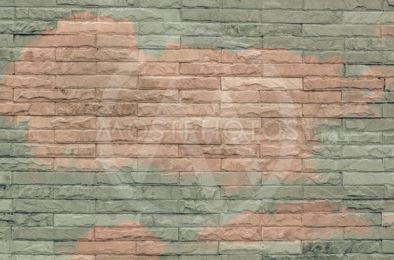 background with old brick wall