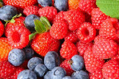 Berry Closeup