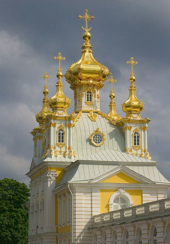 The golden dome 1