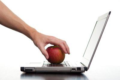 Computer Education Concept