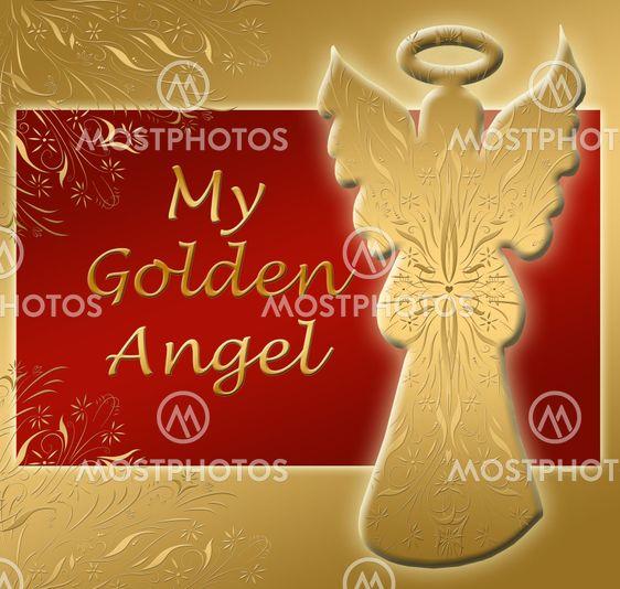 Kultainen enkeli