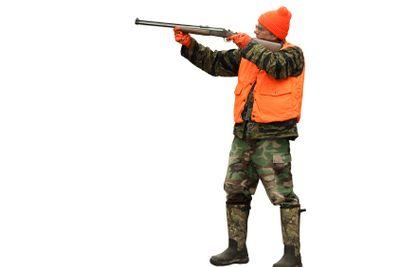 hunter isolated