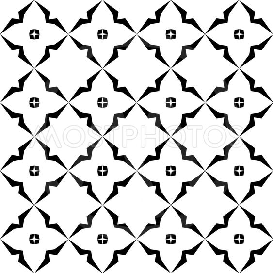 , Simple seamless vector pattern