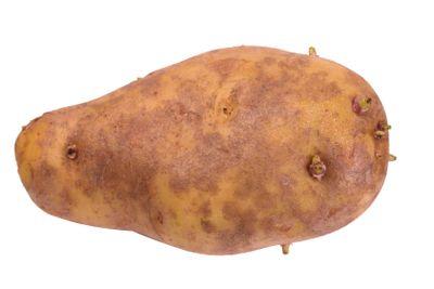 Unpeeled Potato