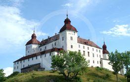 Läckö slott vid Kållandsö, Sverige 07122019.