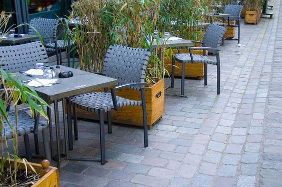 Restaurant udendørs