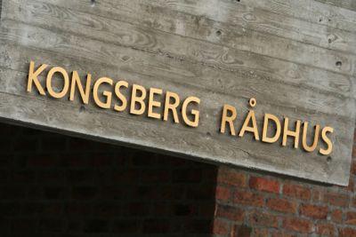 Kongsberg city hall
