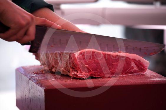 Köttstyckning