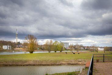 Skyline Arnhem in the Netherlands