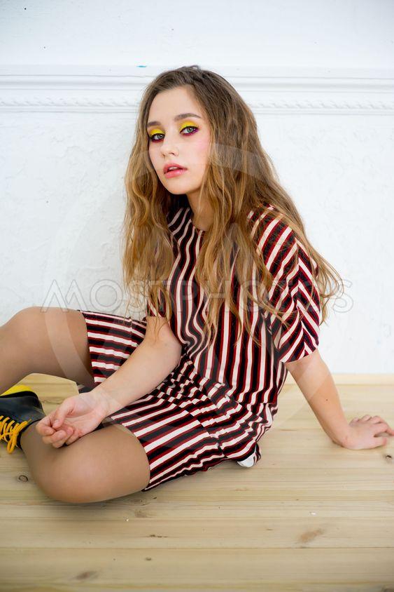 Finland model teen