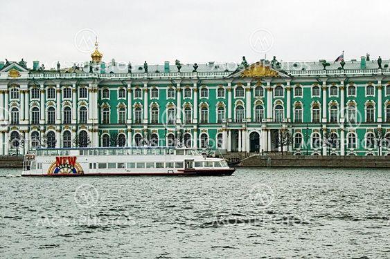 floden Neva