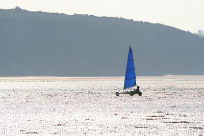 Sail wagon